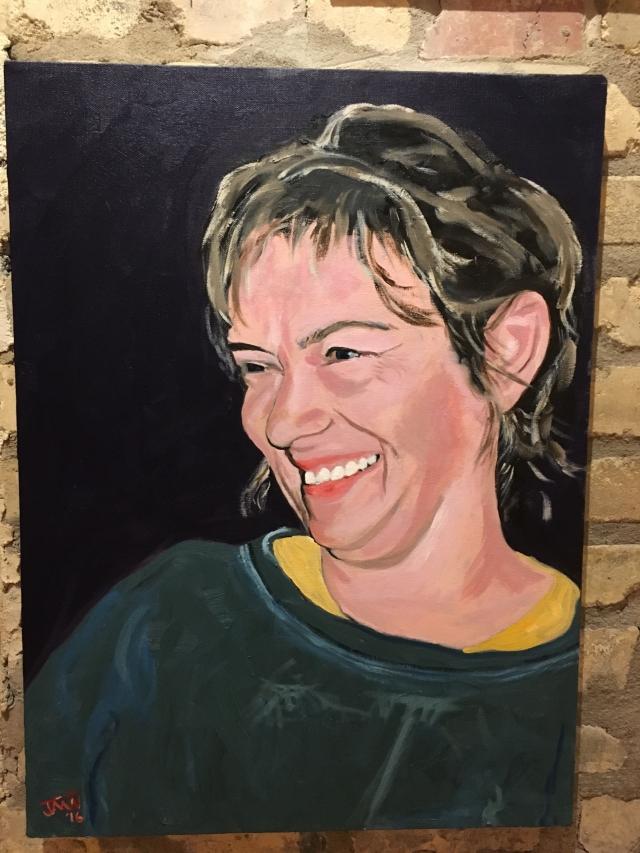 JMN2016 Woman Smiling