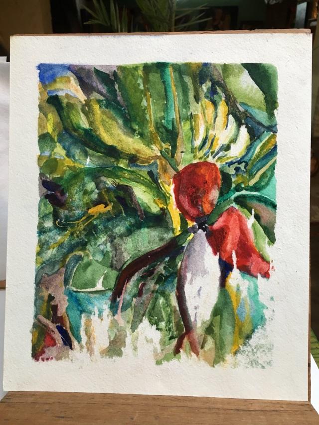 HJN0006W Side 1 Flower