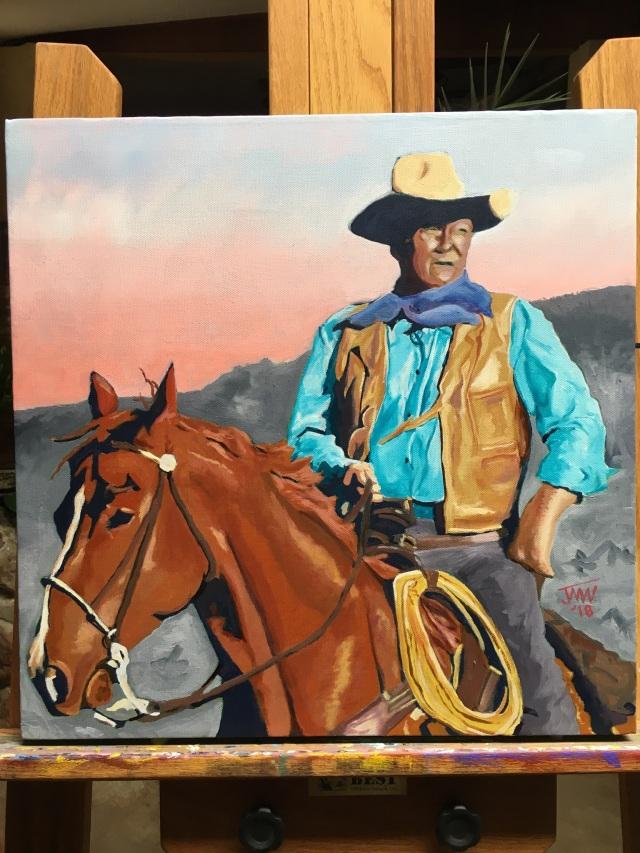 JMN2018 Horseman