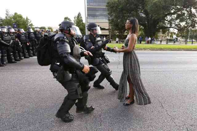 One-Woman Riot