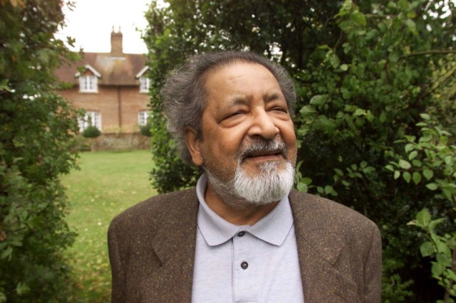 V.S. Naipaul in 2001, the year he was awarded the Nobel Prize in Literature.Credit Chris Ison Associated Press