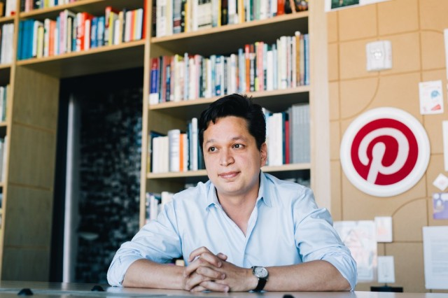 "Ben Silbermann, the chief executive of Pinterest, ""measures twice, cuts once,"" said one early investor in the company.CreditCreditAnastasiia Sapon for The New York Times"