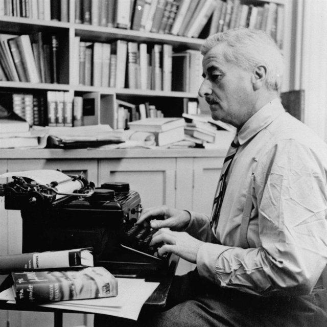 "William Faulkner received the Nobel Prize for literature in 1949 and won Pulitzer Prizes for his novels ""A Fable"" and ""The Reivers."" Credit Associated Press"
