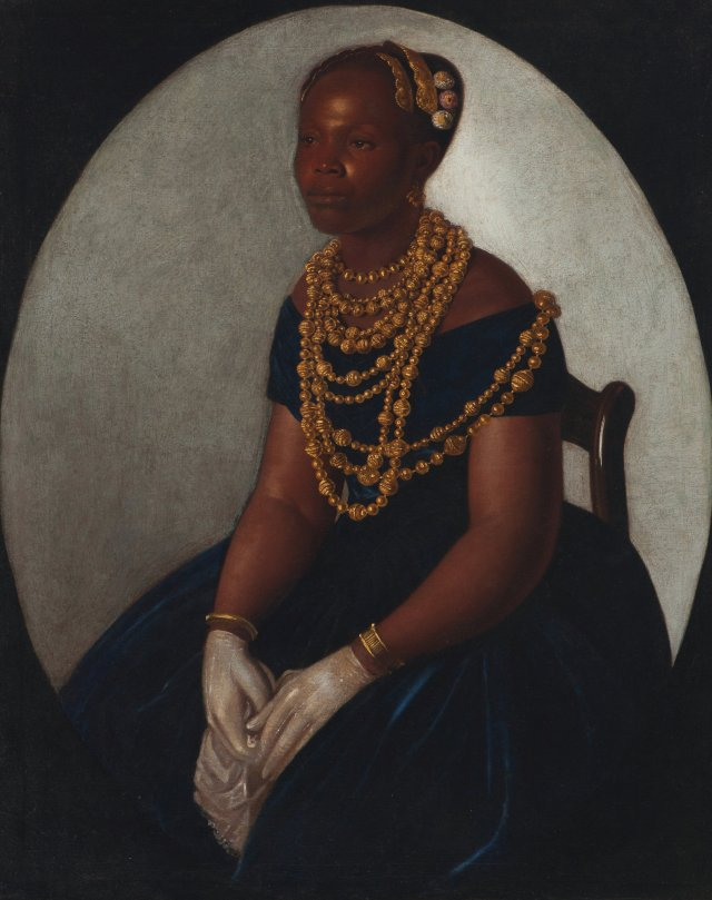 Woman from Bahia