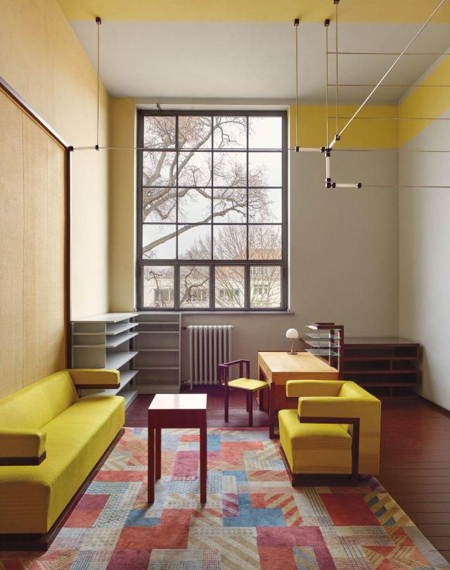 Bauhaus office of Walter Gropius