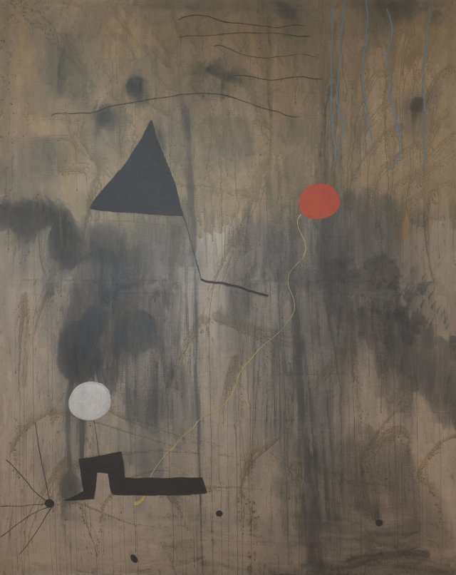 birth of the world by miro