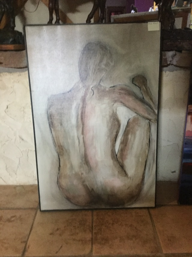 HJN. Female nude