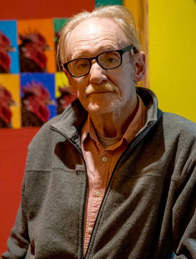 art critic schjeldahl