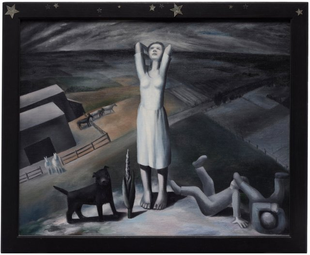 ida o'keeffe painting