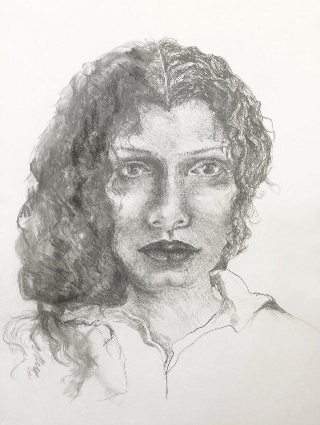 drawing azza abo