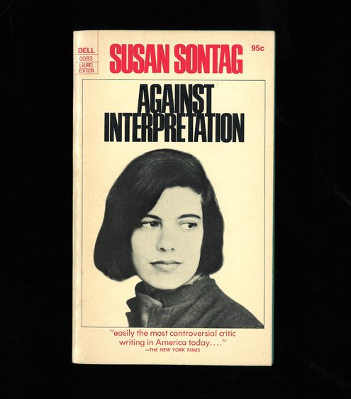 against by sontag